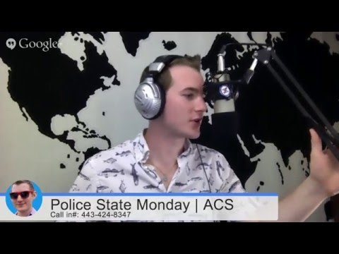 Cops Arrest Teen for Killing Dinosaur | Angel Clark Show | Aug 25 2014
