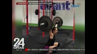 Iya Villania, hinangaan ng netizens sa kanyang bagong weightlifting record