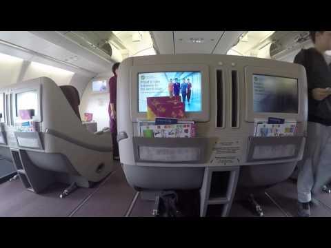 Garuda Indonesia Business Class A330-200 SYD to DPS Review (Executive Class)
