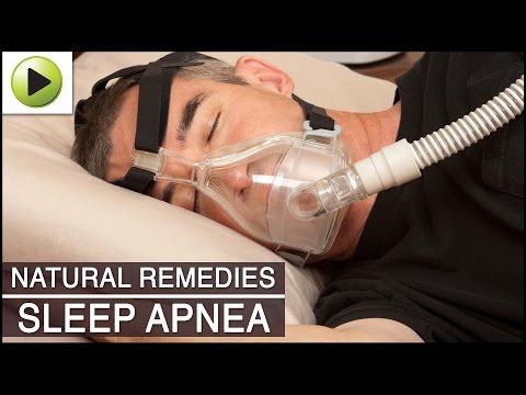Sleep Apnea - Natural Ayurvedic Home Remedies