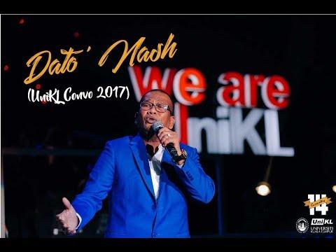 Download Medley Ku Di Halaman Rindu, Tiada Lagi Kidungmu & Kamelia - Dato Nash Convo 2017 - Session 3 Mp4 baru