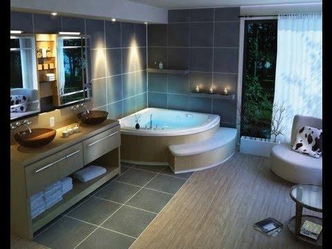 Modern bathroom design ideas from bathroomdesign-ideas.com