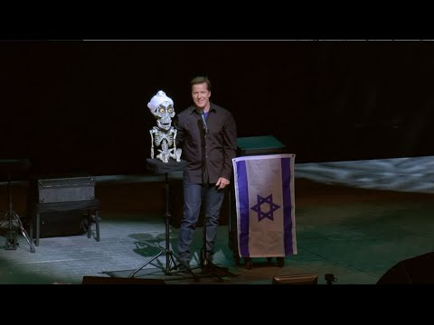 Achmed the Dead Terrorist Goes to Israel | Jeff Dunham: All Over the Map