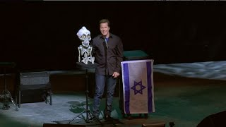 Achmed the Dead Terrorist Goes to Israel | All Over the Map  | JEFF DUNHAM