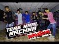 Tere Naal Nachna   Nawabzaade | Badshah | Sunanda Sharma | Dance Cover