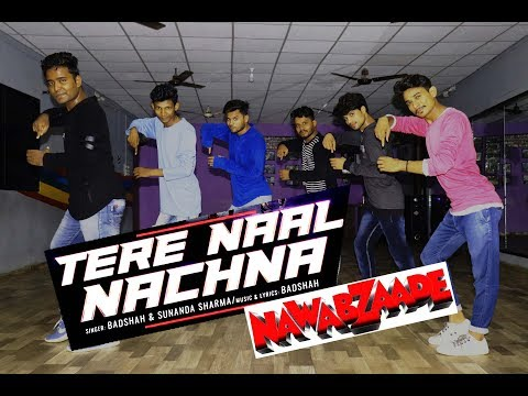 Download Lagu  Tere Naal Nachna - Nawabzaade | Badshah | Sunanda Sharma | Dance Cover Mp3 Free