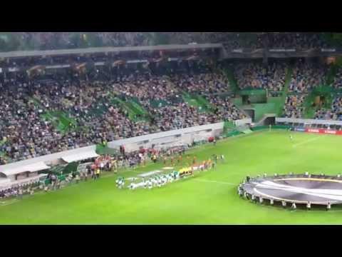 Assobios à UEFA em Alvalade - Sporting C. P. (1 - 3) FC Lokomotiv Moscow