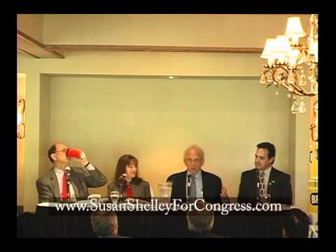 Brad Sherman asks Howard Berman about his car