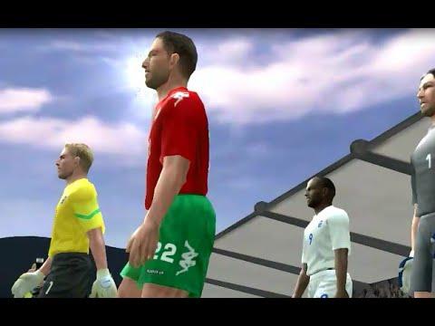 PES6 2014 Greece World Cup - Bulgaria vs England - Group E Last Fixture
