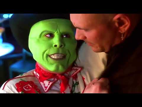 Jim Carrey#hilarious Scene From The Mask Movie/ You Will Never Stop Laughing
