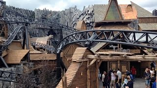 Klugheim Opening Day Phantasialand Vlog June 2016