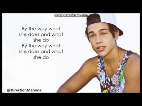 Austin Mahone - Places Lyrics