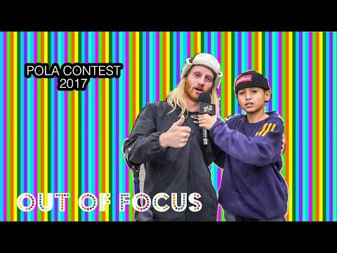 Out of Focus: Pola Contest 2017 (Rob Maatman, Douwe Macare, Mano Wolf)
