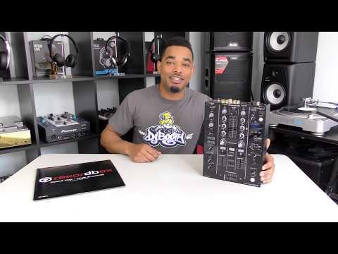 Pioneer DJM-450 Rekordbox DJ Mixer Review Video