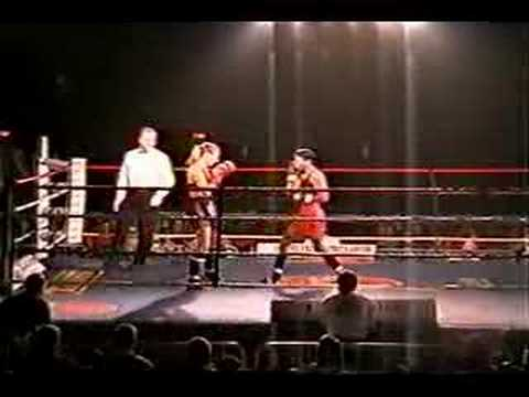 Women Kickboxing KO Video