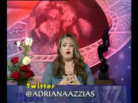 PREDICCIÓN  ADRIANA AZZI  7 DE MARZO