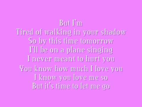 Gloriana - Time To Let Me Go