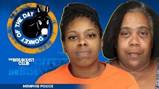 Memphis Mother-Daughter Crab Leg Criminals Busted