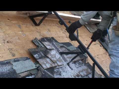 Racjack New Roof Jack Amp Safety Rail System Youtube