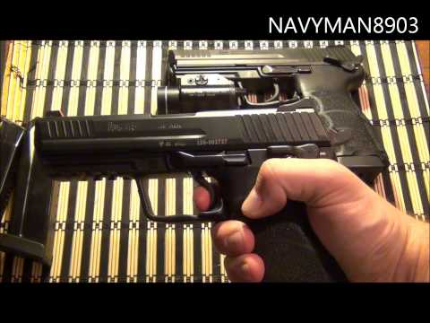 HK45 Review