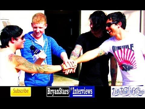 DRUGS Interview AP Tour 2011