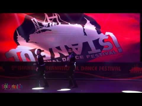 Onur Çalapkulu & Samet Çakır - Latin Vibes Dance Performance | IIDF 2016