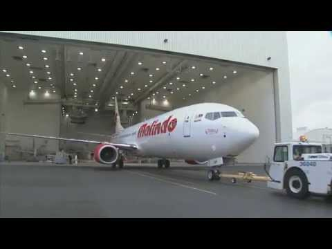 Malindo Airways - New Low-Cost Airline