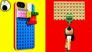 Top 20 Ingenious Lego Hacks to Creatively Reuse Lego Bricks