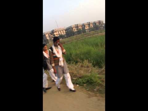 Flirting with Girls by Bike Stunt - Dangerous Flirt ever - RPSIT patna