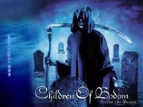 Children Of Bodom - Taste of my sythe(main part)