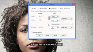 Better ways to resize images in PaintShop Pro X8