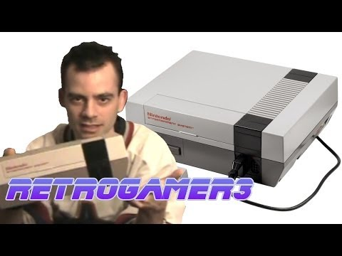 Nintendo NES Review and Top 5 by RetroGamer3