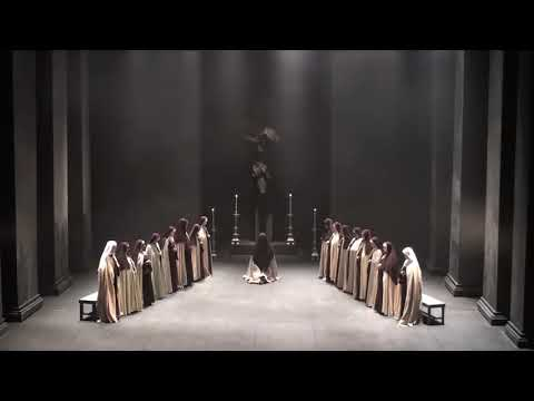 Dialogues des Carmelites - 3 Rcita - Ato II - XVFAO