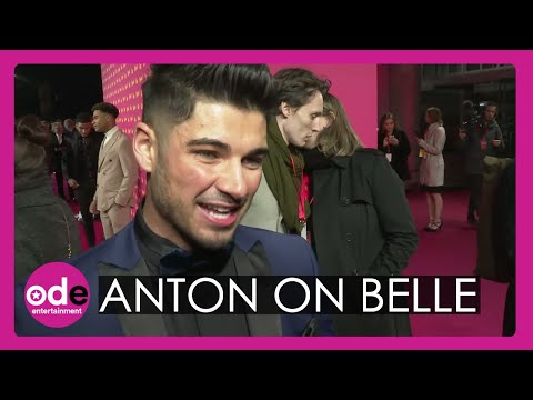 Anton Danyluk On His Relationship With Belle Hassan
