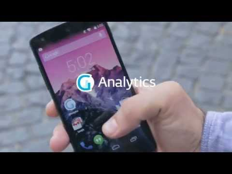 gAnalytics - Google Analytics anywhere