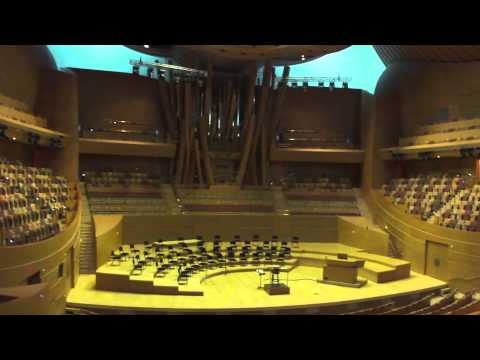 Walt Disney Concert Hall: Guided Tour