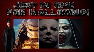 Fall horror movies 2018 - My opinion, just in time for Halloween!!