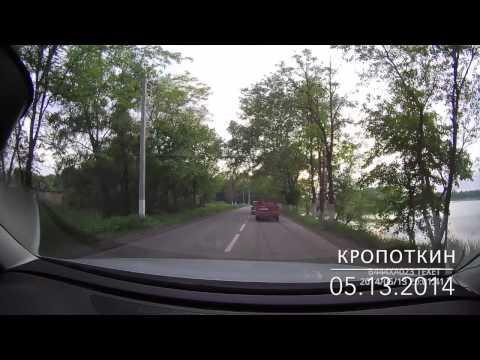Таксист и дятел разборка в Кропоткине