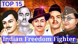 INDIAN FREEDOM FIGHTER   TOP 15   inspiring video HD