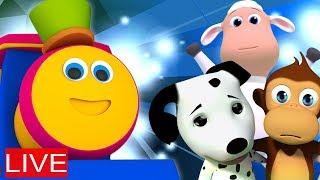 🔴 Kids TV Español - Dibujos animados para niños | Canciones para bebés