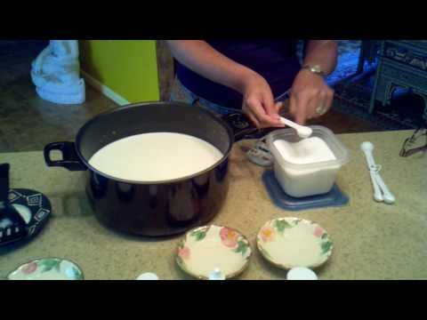 How to make Feta Cheese - Part 1