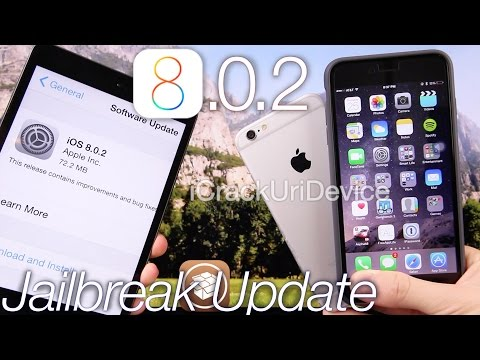 iOS 8.0.2 Jailbreak Update For iOS 8. Should I Update To 8.0.2 iPhone 6 Plus. Jailbreak Info & More
