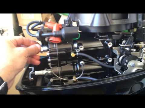 лодочный мотор стенд обкатки