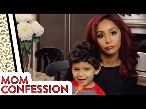 "Nicole ""Snooki"" Mom Confession: Mommy Tantrums"