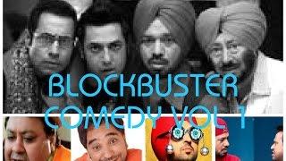 Jatt & Juliet - Punjabi Comedy Vol-1 || Jaswinder Bhalla || Binnu Dhillon || Gurpreet Ghuggi || Punjabi Funny Scenes