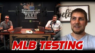 Trevor Bauer Tells Pardon My Take How the MLB is Testing During the Pandemic