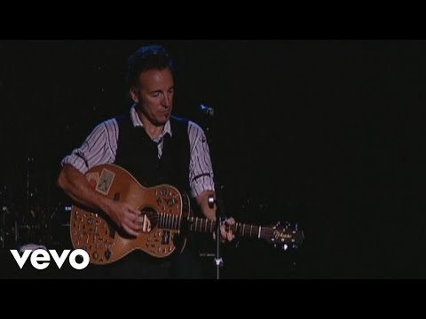 Bruce Springsteen Bring 'Em Home music videos 2016 country