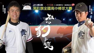 20141130-2 黑豹旗高中棒球 武陵高中vs板橋高中