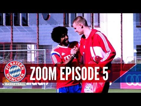 ZOOM - Episode 5 - Pesic, Sammer, Dante, Gavel, Mailand, Tübingen