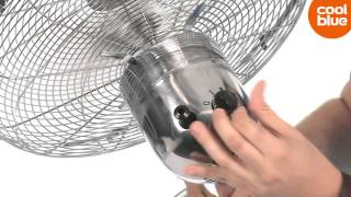Tristar VE 5951 ventilator productvideo (NL/BE)